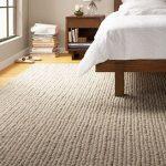 Stunning wool carpet for bedroom   enhancing beauty