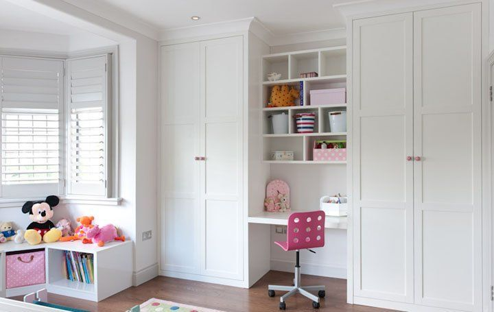 Stylish Fitted Bedroom Furniture Offering High Utility