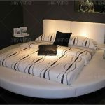 Suiying Bedroom Furniture Modern Round Bed A531 - Buy Modern Round Bed,Modern Ro...