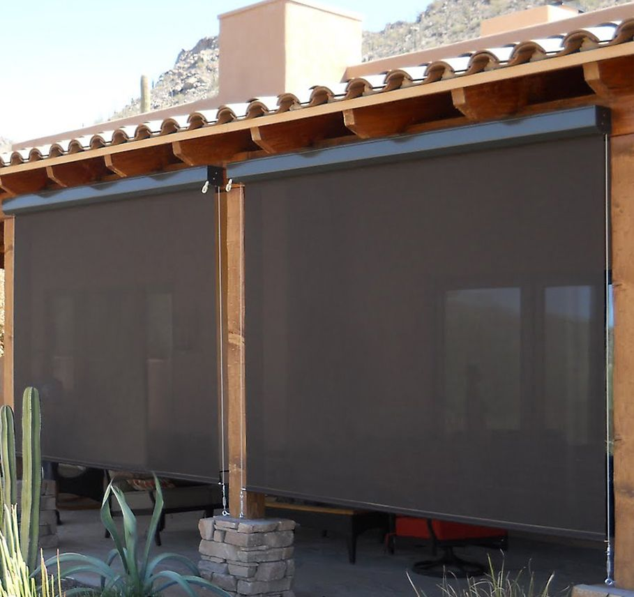 SunTex by #PhiferInc is a strong woven mesh that can block 80-95% of the sun's…