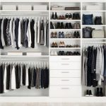 Super Minimalist Closet Organization Walk In Wardrobes 54 Ideas