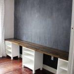 Super diy kids desk homework area office ideas 19 ideas