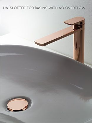 Suppliers Copper Basin Waste | Copper Bathroom Taps