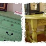 TONS of great before & after furniture painting posts.  Great ideas! #furniture