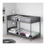TUFFING Bunk bed frame - dark gray - IKEA