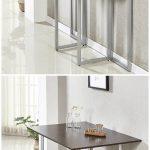 Table à manger extensible pour petits espaces