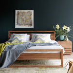 Teak Bed Frame | Light Frame Bed