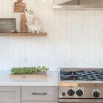 Thassos White Herringbone 1 X 4  Marble Mosaic