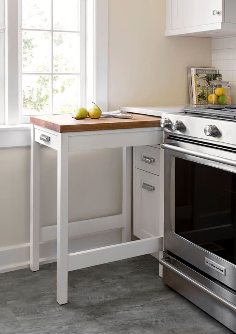 The 21 Best Small Kitchen Ideas of All Time