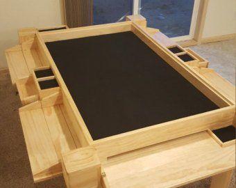 "The ""Algenon Mid""  Board Game Table."