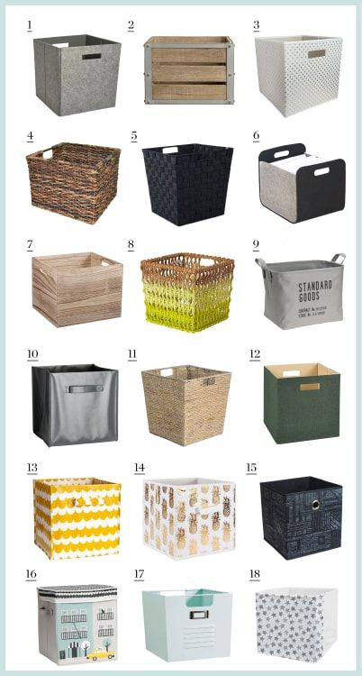 The Best Place to Buy KALLAX Storage Cubes Isn't IKEA