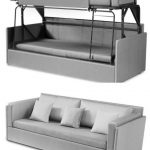 The Dormire: Bunk Bed Couch Transformer