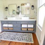 The Modern Farmhouse Master Bathroom Reveal