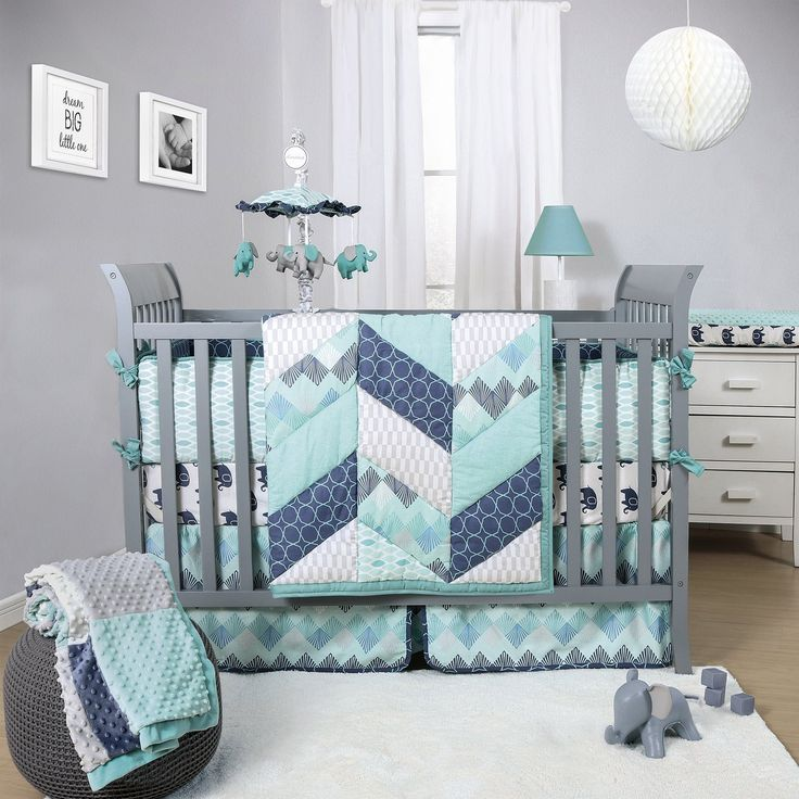 The Peanutshell Additional Crib Bedding Sets