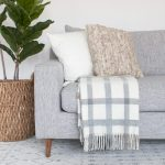 The Right Way to Display Throw Blankets on your Couch | The DIY Playbook