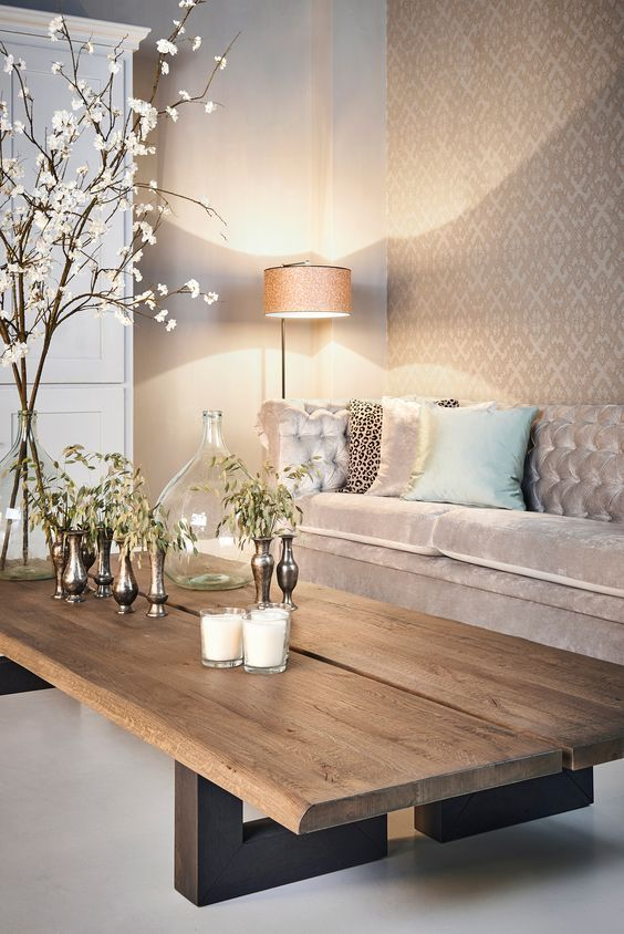 The coffee table, object of decoration – Trendy Home Decorations