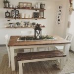 The shelves are perfect Dining Room Ideas Perfect Shelves
