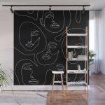 These Wall Murals Require Zero Artistic Skill