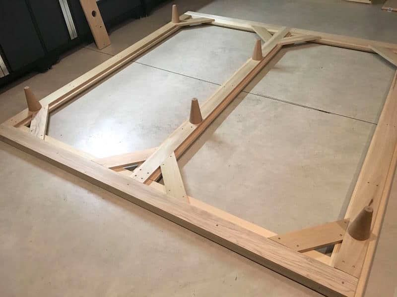 This DIY Platform Bed Frame is Beautiful and Modern – DIY Candy