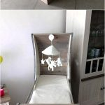 This is a pallet wood made baby cradle half moon. First tell me how about the id...