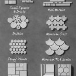 Tile Guide - Our Shapes & Sizes