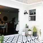 Tile patio | Wedding & Party Ideas