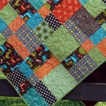 Toddler Quilt Patterns dinosaurs quilt patterns for boys boy quilt for toddler b...