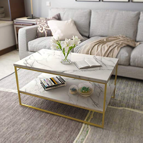 Top 10 Marble Coffee Tables Under $200