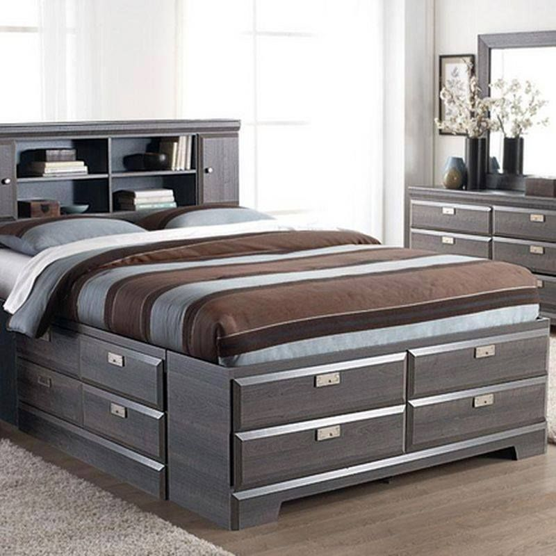 Top 10 Storage Beds For Small Spaces