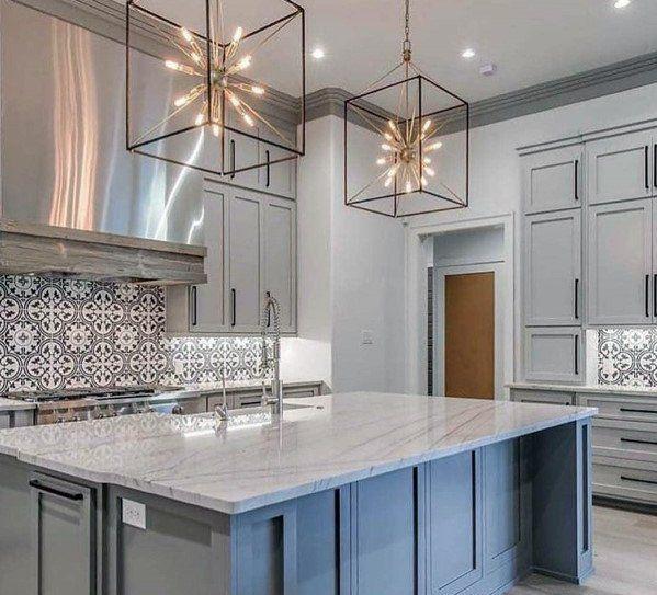 Top 50 Best Kitchen Island Lighting Ideas – Interior Light Fixtures