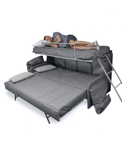 Transforming Sofa Bunk Bed | Expand Furniture