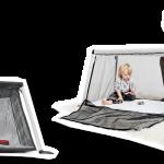 Traveller™ Crib | The Perfect Lightweight Crib