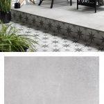 Trax Grey Mist 1.8 Slab Tiles
