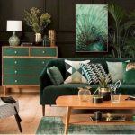 Trendy Home Decored Ideas Living Room Modern Green 16+ Ideas