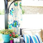 Tulip Tie Dye Outdoor Gazebo Panels - Chaotically Creative