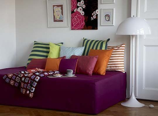 Turn a Bed into a Daybed Instantly with Bemz Covers – pickndecor.com/furniture