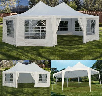 Two Styles Marquee Tent! Large Size!! Premium Quality!!  | eBay
