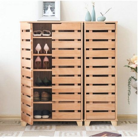 US $1287.99 8% OFF|Shoe Cabinets Shoe Rack Home Furniture beech Solid wood shutter chaussure rangement schoenen rek organisateur de chaussures hot-in Shoe Cabinets from Furniture on AliExpress – 11.11_Double 11_Singles' Day