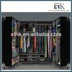 US $25 - 115 / Piece 2015 Rk Wardrobe Trunk Storage Trunks High Quality Trunk Ca...