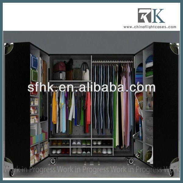 US $25 – 115 / Piece 2015 Rk Wardrobe Trunk Storage Trunks High Quality Trunk Ca…
