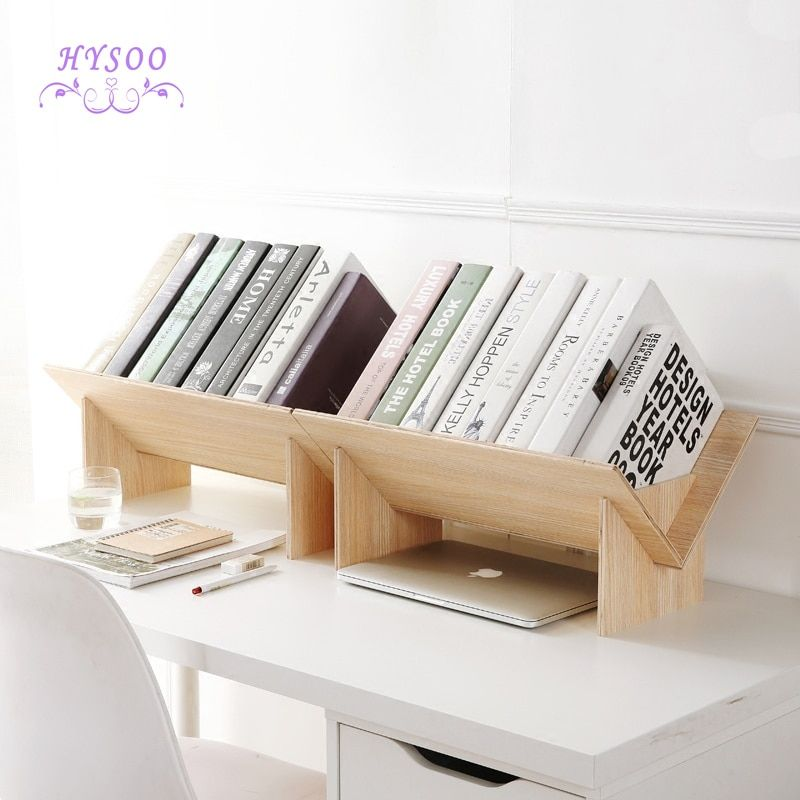 US $48.15 |Solid wood assembly bookshelf table floor small bookcase student desktop storage shelves simple small bookshelves-in Storage Holders & Racks from Home & Garden on Aliexpress.com | Alibaba Group