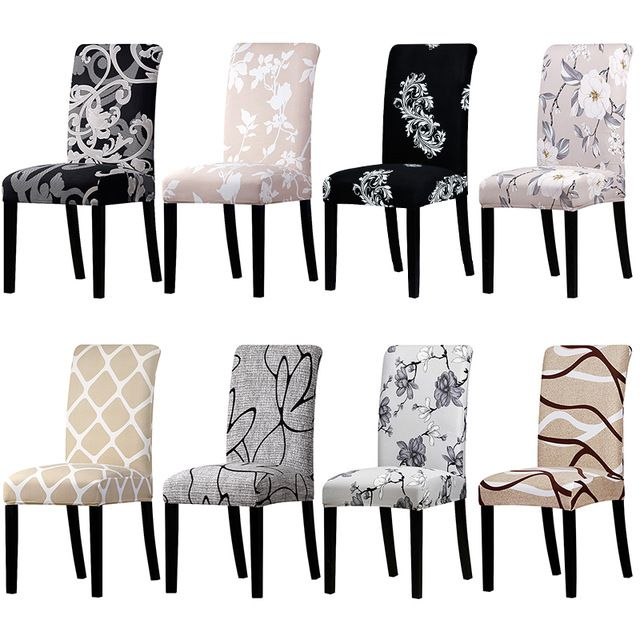 US $9.95, Printing Stretch Chair Cover