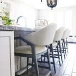 Unique Kitchen Stools and The One We Chose for Our Kitchen - MELISSA ROBERTS INT...