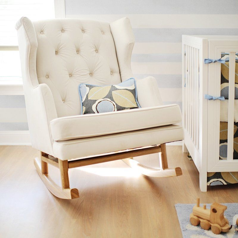 Upholstered Rocking Chair For Nursery – http://www.otoseriilan.com
