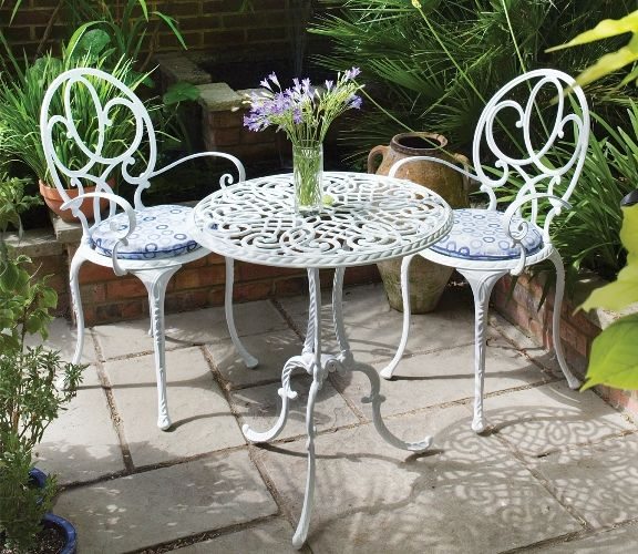 Useful Metal Garden Furniture                                                   …
