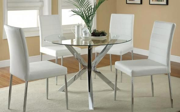 Vance White Table