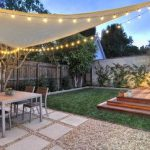 Vegetable garden/ backyard transformation - contemporary - Patio - Los Angeles -...