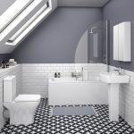 Venice Small 5-Piece Bathroom Suite | Victorian Plumbing UK