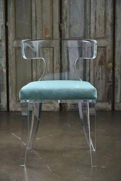 Veronica Acrylic Chair – Mecox Gardens