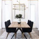 Vous vous demandez comment faire en sorte que les repas soient un plaisir tout en restant dans une petite salle à manger? - Wood Design